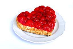 Erdbeerherzen