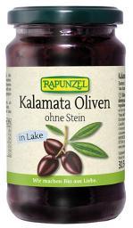 Oliven Kalamata violett, ohne Stein