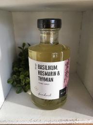 Basilikum Rosmarin Thymian