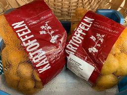 Kartoffeln: Toscana