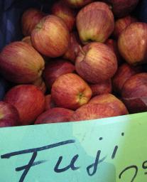Apfel Fuji