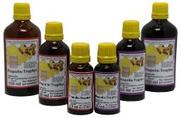 40% Propolis in 100 ml Tropfflasche