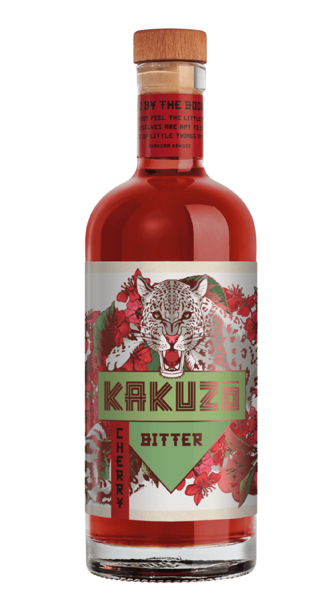 Kakuzo, Cherry Bitter, 20% VOL.