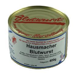 Original Pfälzer Blutwurst