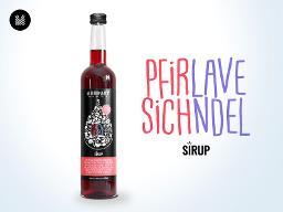 Pfirsich-Lavendel-Sirup 500 ml
