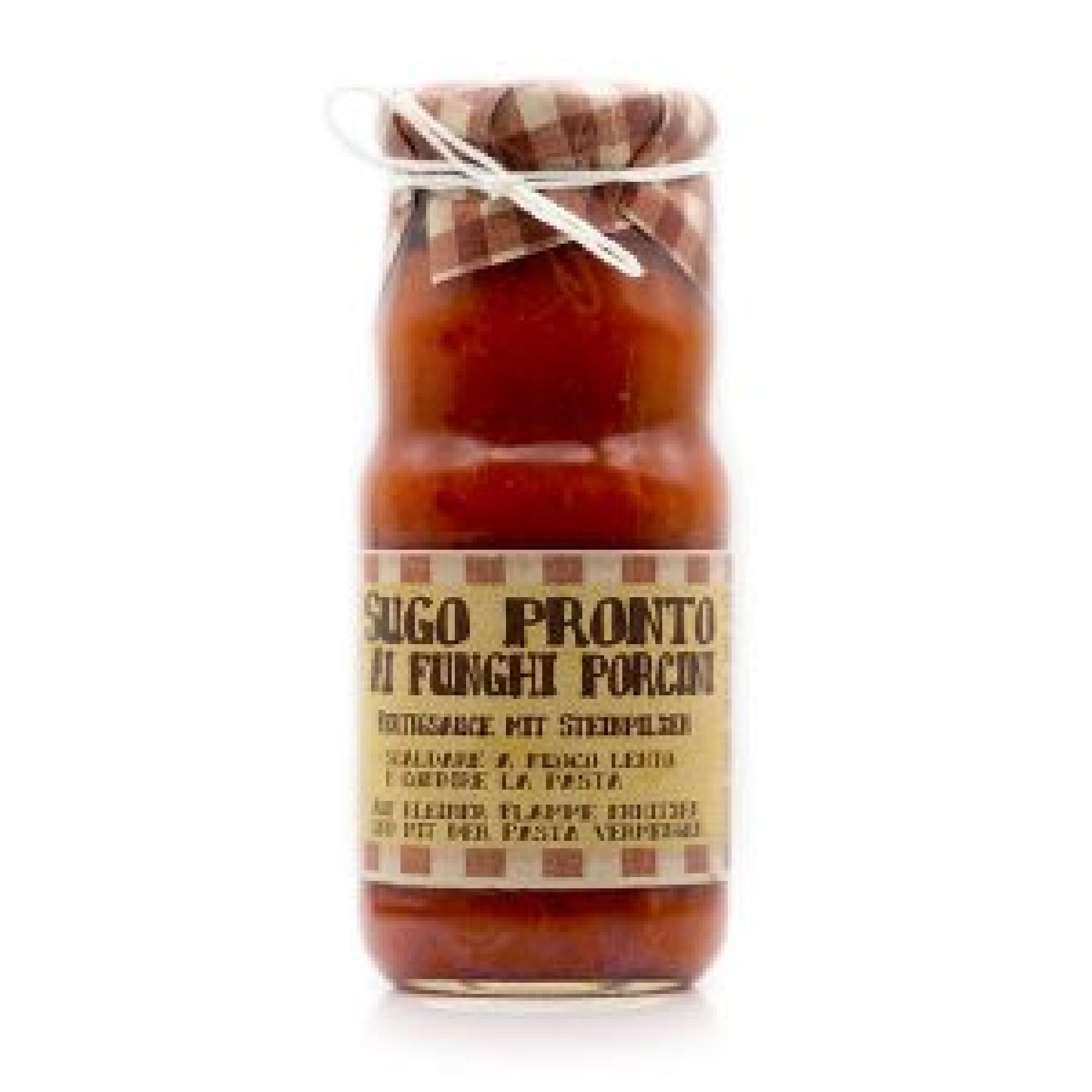 Sugo All Funghi Procini
