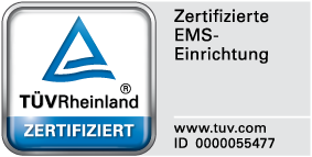 TÜV-Zertifikat Körperformen Bonn Südstadt