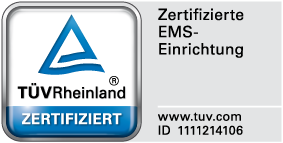 TÜV-Zertifikat Körperformen Schwerte
