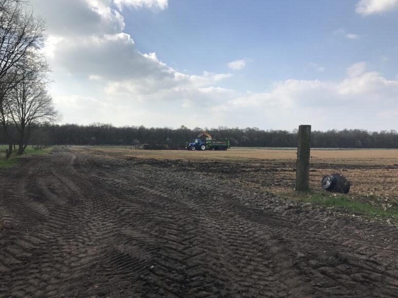 Landbouw rondom Engbertsdijksvenen