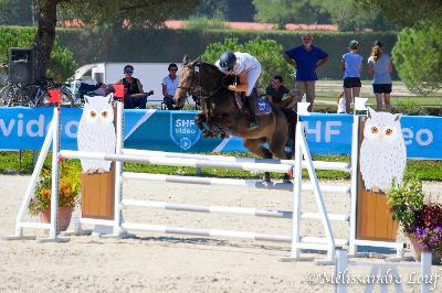 finale nationale 6 ans au Sologn'pony