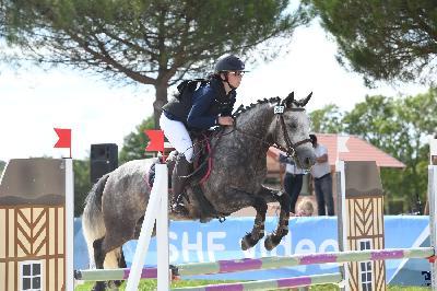 Sologn'Pony 2020 Critérieum 5 ans D