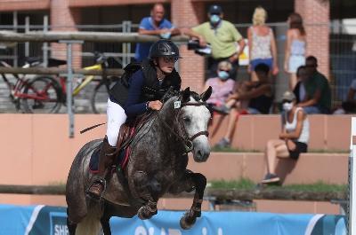 Sologn'Pony 2020 Critérium 5 ans D