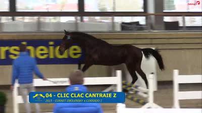 CLIC CLAC CANTRAIE Z