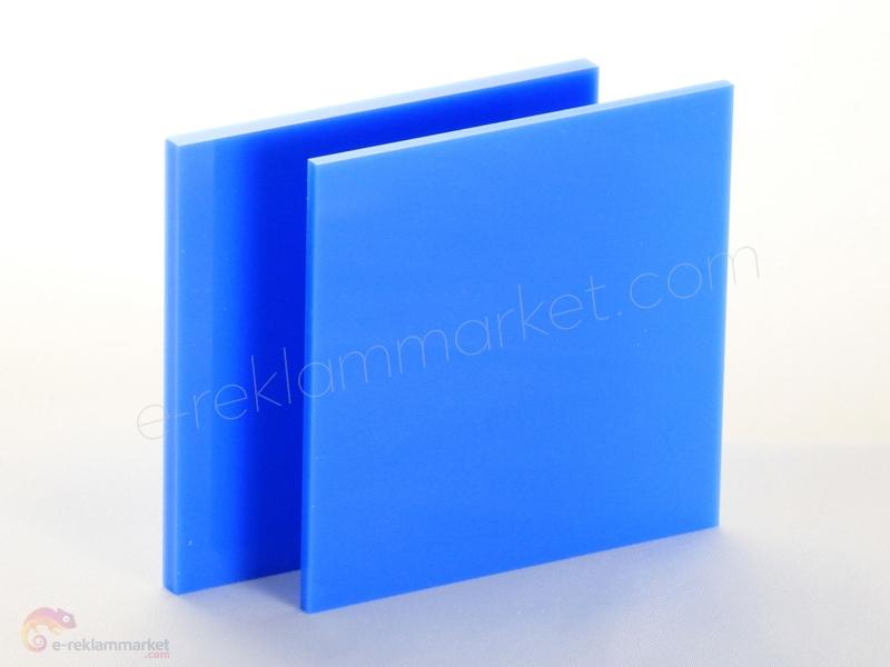 2,8mm Boncuk Mavi Pleksi 1080