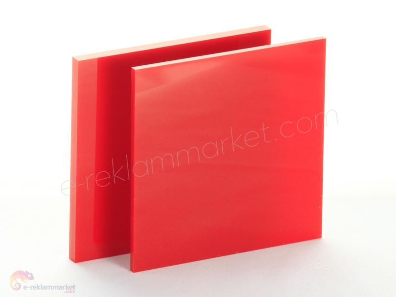 Kırmızı Pleksi 1120