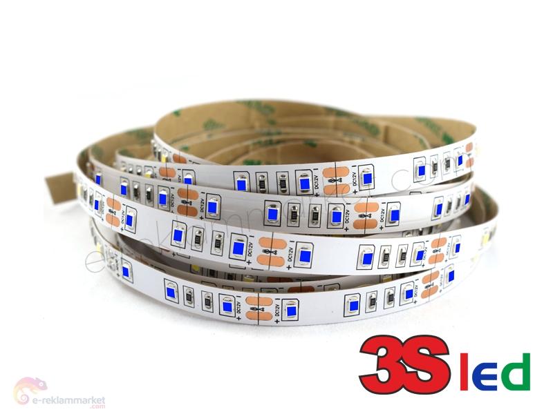 3SLed Dış Mekan Mavi Şerit Led (5 Metre)