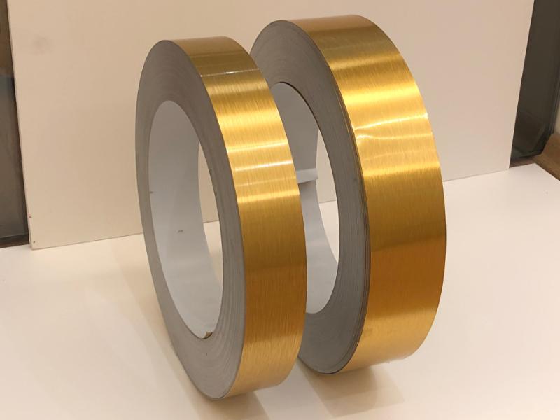 Renkli Alüminyum Şerit Rulolar