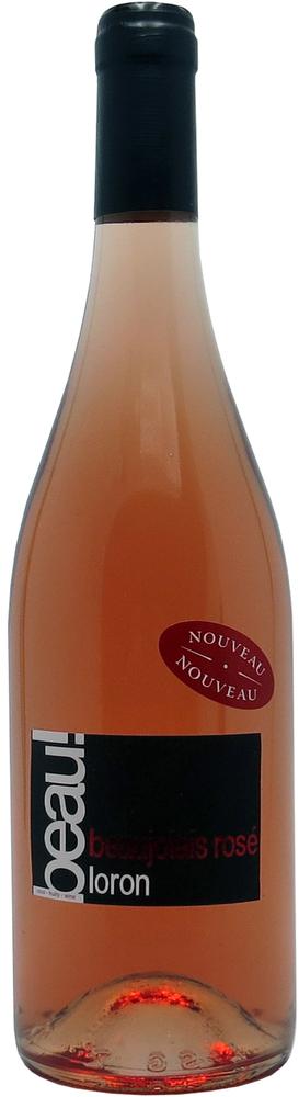 Beaujolais nouveau rose