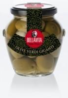 Bellavita zelene olivy velke 290g
