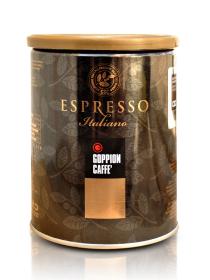 Kava mleta csc v plechovce 250g goppion