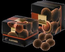 Kantonske makadamove orechy v blond cokolade a bobech tonka 517 1
