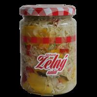 Zelny salat michany