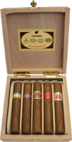 0000289 cohiba seleccion robustos 5 ks 300