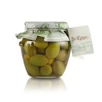 Olivy zelene bella di cerignola 314ml fratepietro
