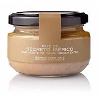 Pat c3 a9 de secreto ib c3 a9rico con aceite de oliva virgen extra