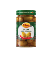 Olivy sklo