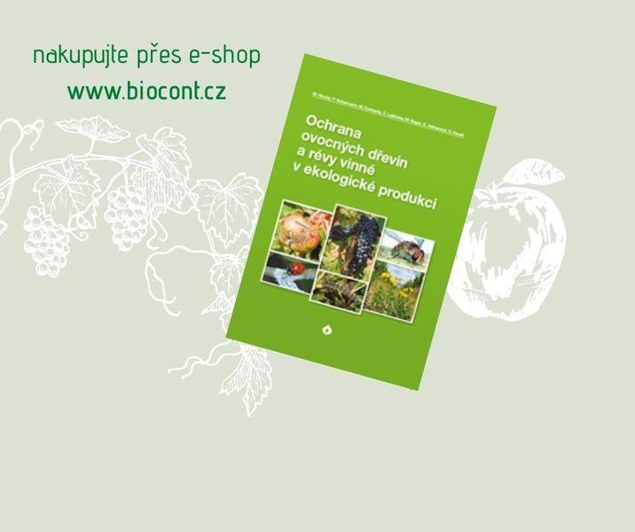 Nové vydání knihy o ochraně vinic a sadů v ekologické produkci