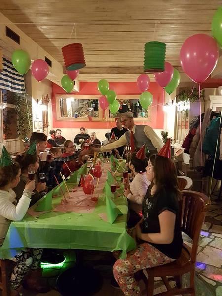 120 detske party