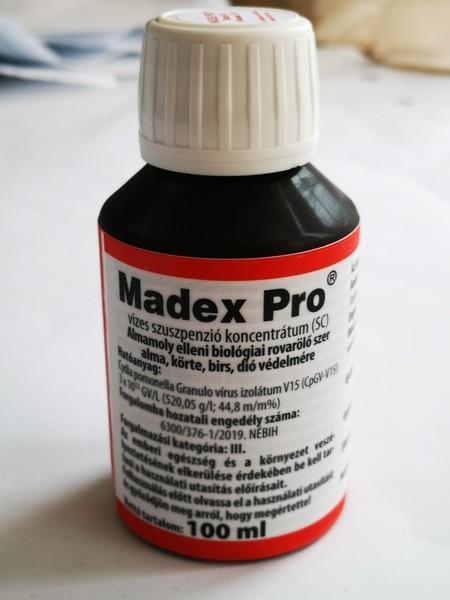 Madex Pro - Szelektív rovarölő szer az almamoly ellen