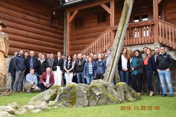 A Biocont Csoport közös évzárója, 2019