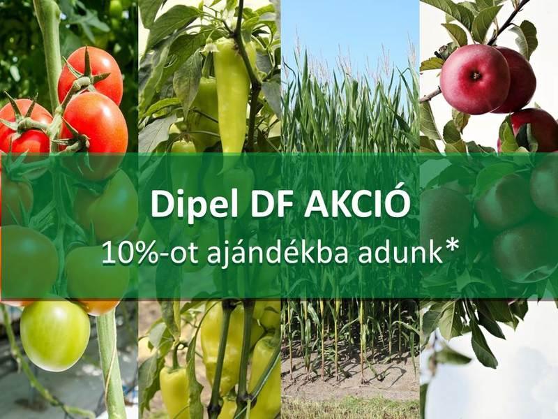 Dipel DF AKCIÓ - 10%-ot ajándékba adunk!