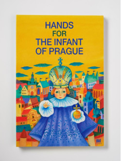 Dětská kniha – Hands for the Infant of Prague