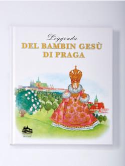 Dětská kniha – Leggenda del Bambin Gesù di Praga