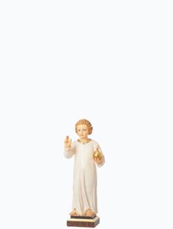 Pražské Jezulátko dřevěné 23cm / 9.06in – světlé