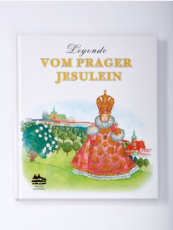 Dětská kniha - Legende vom Prager Jesulein