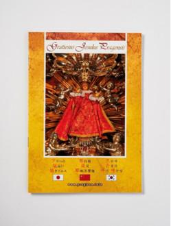 Brožura žlutá – japonsky + čínsky + korejsky