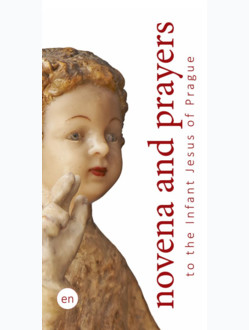 Novéna - anglicky: Novena and prayers to the Infant Jesus of Prague