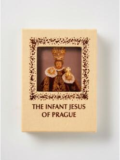 Sada pohlednic Pražské Jezulátko (24 ks ) - 6 jazykových variant