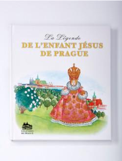 Dětská kniha - La Légende de l'Enfant Jésus de Prague