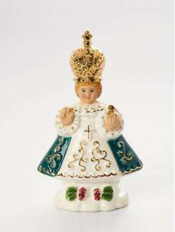 Pražské Jezulátko Keramické – Malé 12cm/4.72in