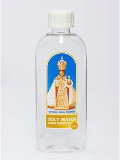 Holy Water Bottle – White