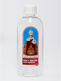 Holy Water Bottle – Red