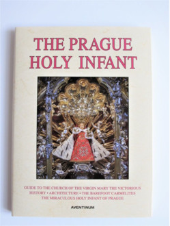Kniha – The Holy Infant of Prague – anglicky