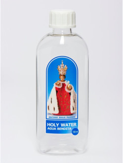 Holy Water Bottle – Royal