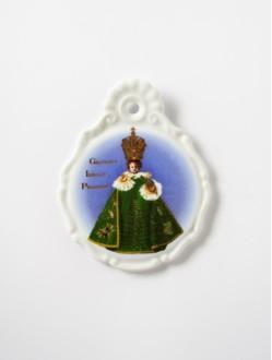 Obrázek porcelánový – zelený