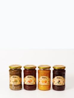Klášterní výběrový džem – min. 50% ovoce, 440g